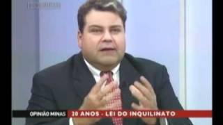 Gambar cover Lei do inquilinato: direitos e deveres - Opinião Minas - Parte 1