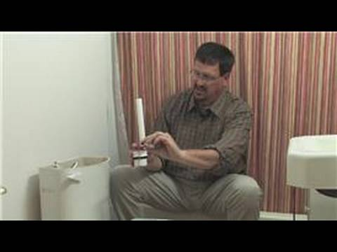 Bathroom Maintenance : How to Replace a Toilet Flushing Mechanism