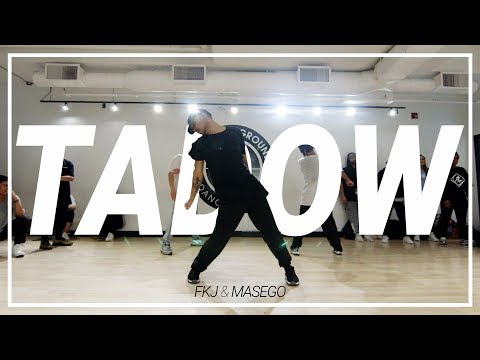 FKJ & Masego | Tadow | Choreography by Joe Tuliao