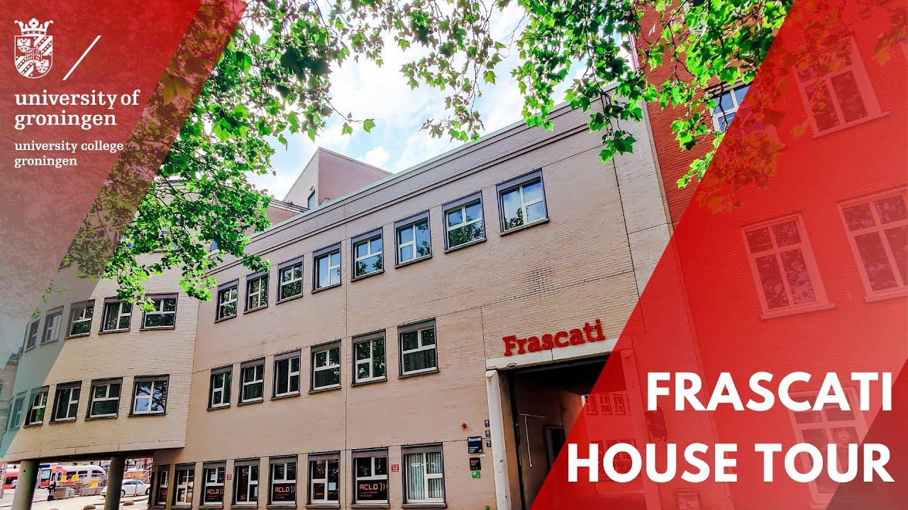 University College Groningen - Frascati Accommodation Tour