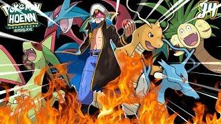 ¡LA MASACRE! - Pokémon Hoenn Adventures Versuslocke #34 | Liga Pokémon
