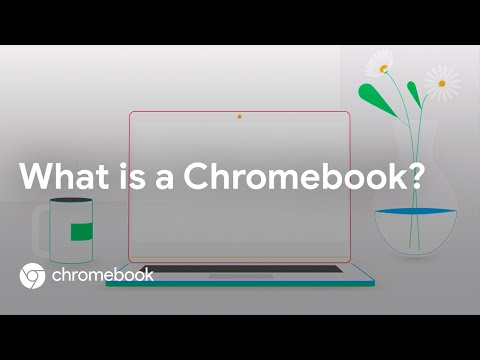 What is a Chromebook?