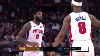 Detroit Pistons vs New York Knicks | November 6 2019