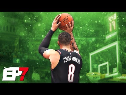 INSANE Alley-Oop Windmill on TWO Defenders! NBA Live 18 Career Mode Gameplay | EP 7