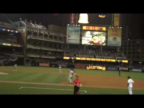 Friday Night Padres Baseball at Petco Park with Fireworks