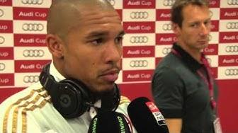 """Nigel de Jong: """"Wünsche dem HSV viel Glück""""   Der AC Mailand beim Audi Cup"""