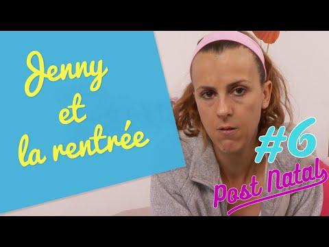 JENNY ET LA RENTRÉE – Post Natal #6 – La maison des maternelles - France 5