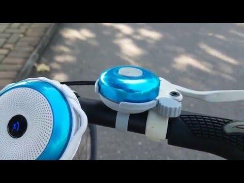 Classic / Retro Metal Bike Handlebar Alarm...