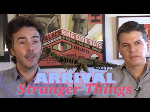 DP30; ArrivalStranger Things producers Shawn Levy, Dan Levine
