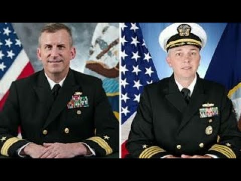 2 more Navy officers fired in wake of deadly ship collisions