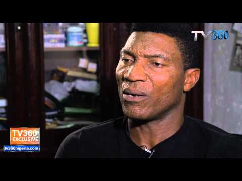 TV360 EXCLUSIVE: Peter Rufai speaks on Super Eagles chances in the World Cup