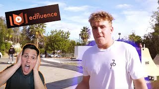 I Bought Jake Paul's Edfluence (you won't believe what happened!)