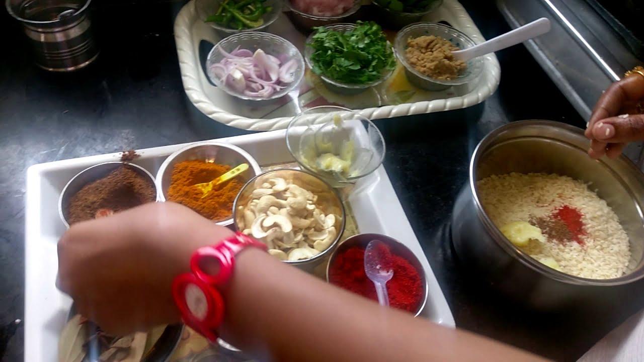 Rajula Spicy Chicken Pulao
