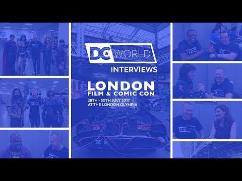 Sarah Douglas interview LFCC 2017