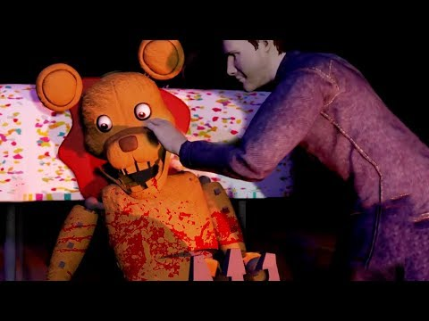 [SFM FNaF / FNaC] The EXPERIMENT by Steampianist (Five Nights at Freddy's animation)