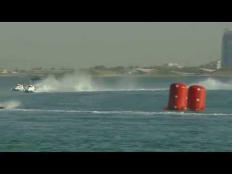 F1H20 - Formula 1 Powerboat racing - Doha Qatar 2012
