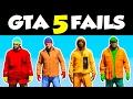 GTA 5 FAILS & WINS #2 // (GTA V Funny Moments Compilation)