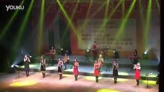 12 Girls Band 女子十二乐坊 - My heart will go on 我心永恒 - 2012 New year concert