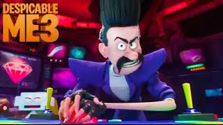 Despicable Me 3 'Back To The 80's' Trailer (2017) Animated Movie HD