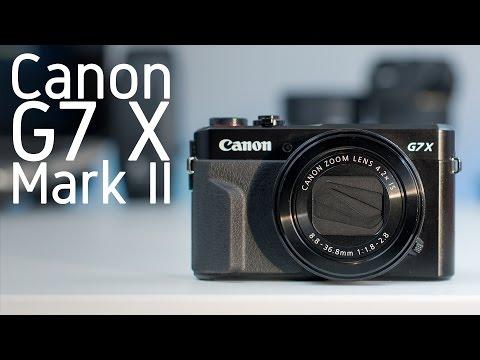 Canon PowerShot G7X Mark II, análisis en español