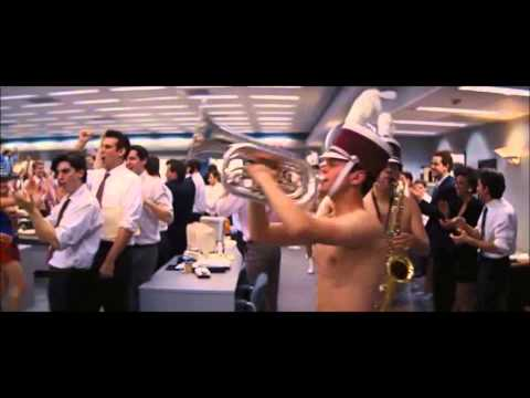 The Wolf Of Wall Street  Office Party complete