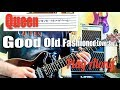 Queen - Good Old Fashioned Lover Boy - Guitar Play Along (Guitar Tab)