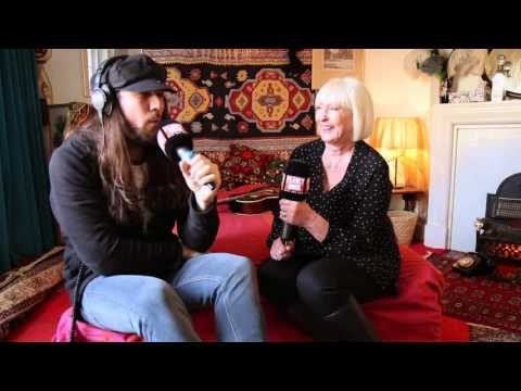 Jimi Hendrix's former girlfriend Kathy Etchingham - full interview
