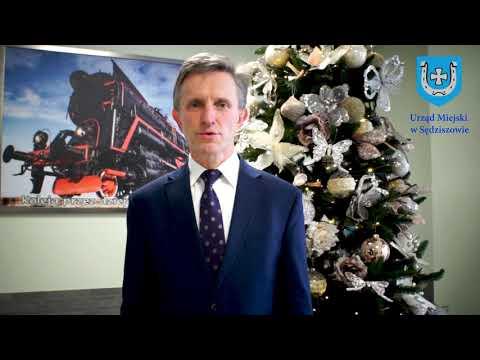 Życzenia Boże Narodzenie i noworoczne na 2019 rok