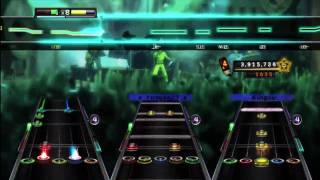 Guitar Hero 5 - Bullet With Butterfly Wings - The Smashing Pumpkins Expert Full Band