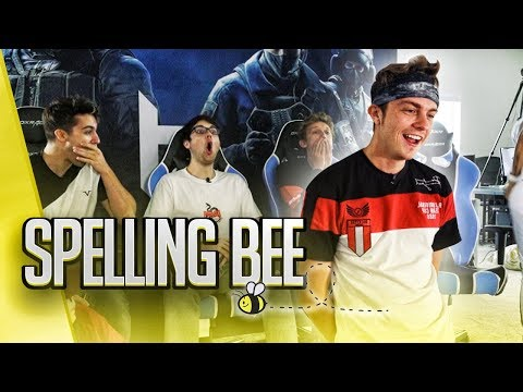 OBEY HOUSE SPELLING BEE CHALLENGE bad idea