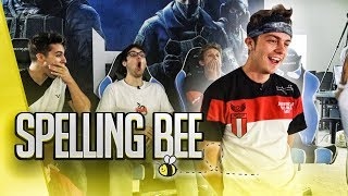 OBEY HOUSE SPELLING BEE CHALLENGE... (bad idea)(, 2018-10-20T01:03:44.000Z)
