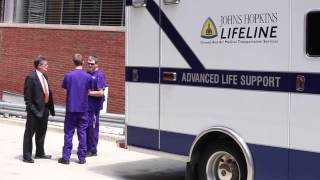 Lifeline of Johns Hopkins | Founding a Specialized Patient Transport Program