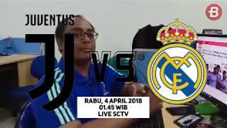 Prediksi BolaSport.com - Juventus vs Real Madrid: Jalan Terjal Nyonya Tua