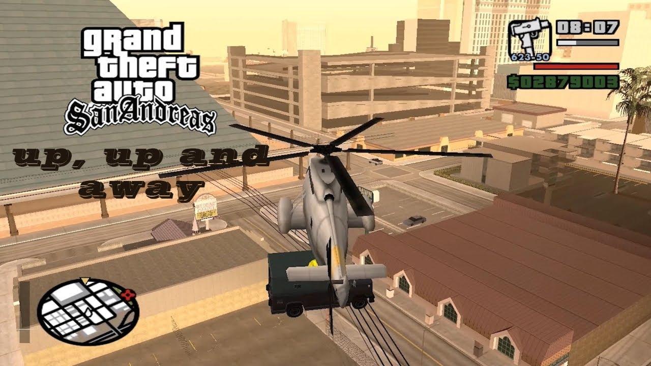 GTA San Andreas - Fat CJ - Mission #54 - Amphibious Assault (1080p) [Complete]