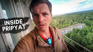 INSIDE CHERNOBYL in 2019 - What it's REALLY Like