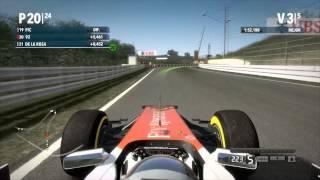 Formula 1 [F1 2012][PC][GAMEPLAY][ESPAÑOL][CIRCUITO SUZUKA]