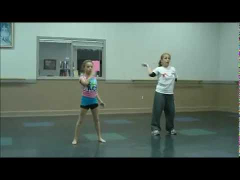 Lil Miss Swagger Cymphonique Choreography by Crystal Wright