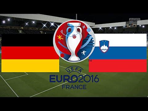 deutschland gegen slowenien