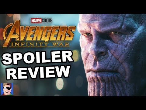 Is Avengers Infinity War The Best Marvel Movie? | SPOILER REVIEW