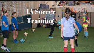 💥⚽  1A Soccer Training   Coach Chris   Skills & Drills