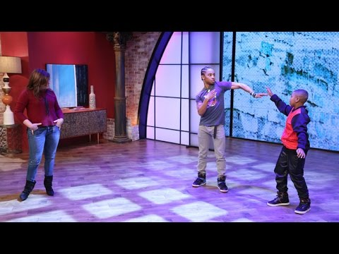 Watch a 12-Year-Old Show Off His Insane Dance Moves
