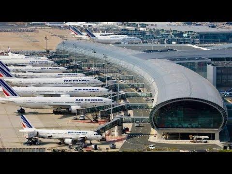 Аэропорт Париж - Шарль-де-Голль (Дьюти- фри )