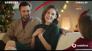 Новогодняя реклама Vodafone (НЛО TV, январь 2019)/ смартфоны Samsung