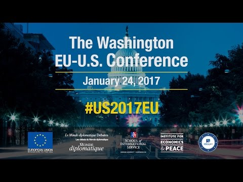 The Washington EU-U.S. Conference (Full Program)