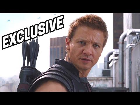 What Hawkeye Almost Ended Up Looking Like
