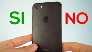 iPhone 7 en 2020, ¿VALE LA PENA?