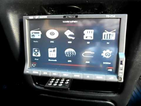 double din dvd car audio player wont accept any cds ???