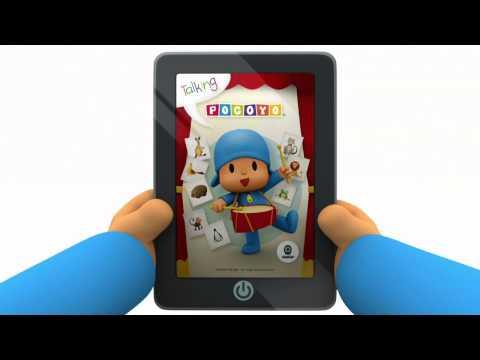 Talking Pocoyo APP (iOS, Android) Play with Pocoyo!
