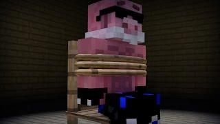 Minecraft: O PIG ESTÁ VIVO!!! ‹ PESADELO 16 ›