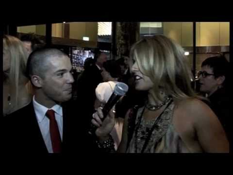 OUR TV SHOW...at the red carpet for the TV WEEK LOGIES 2010...FUN WITH THE STARS!!!